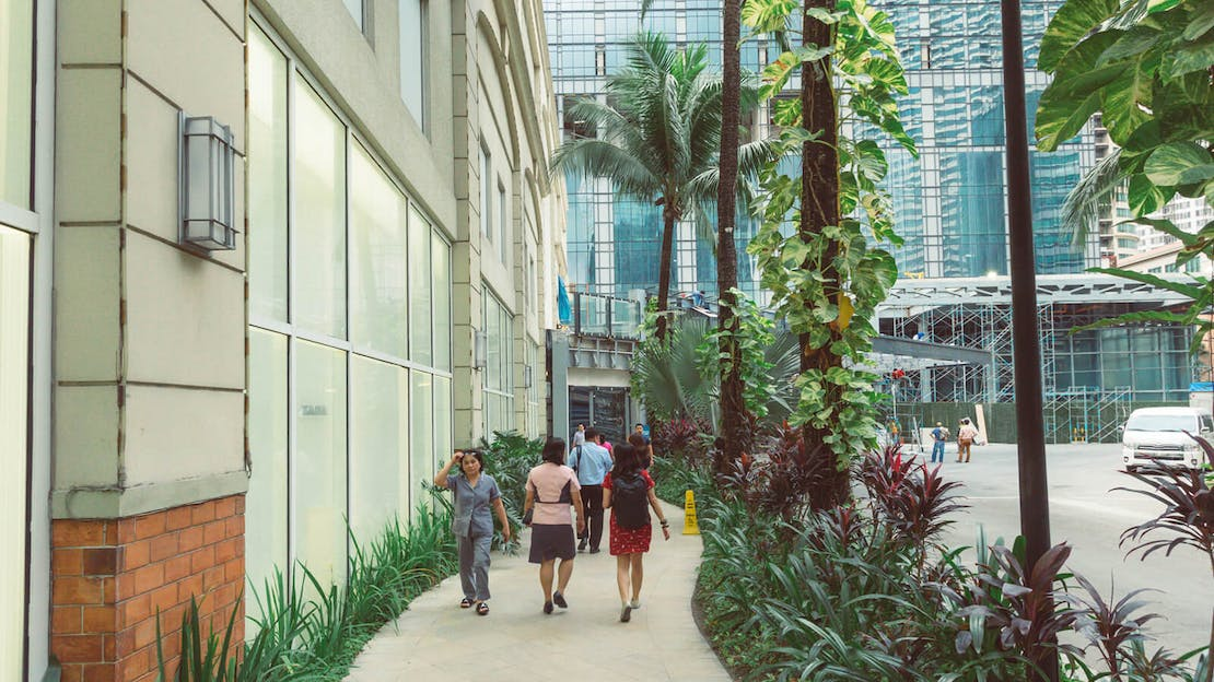 Know Your Neighborhood - Guide to Rockwell Center, Makati