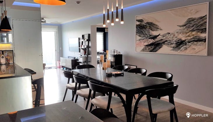 3BR Condo for Sale in The Sequoia at Two Serendra, BGC